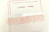 Invitations and thank-you notes